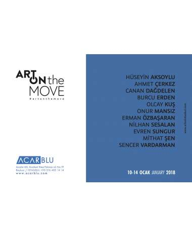 Art on the Move | arton istanbul