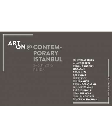 Contemporary Istanbul 2016 | arton istanbul
