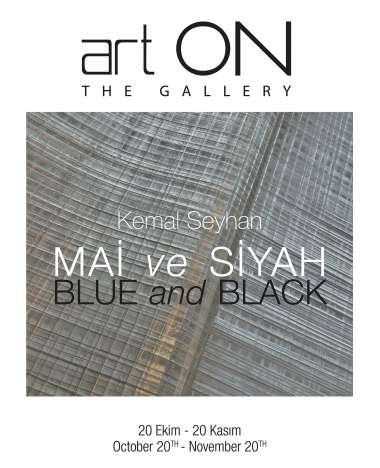 Blue and Black | arton istanbul