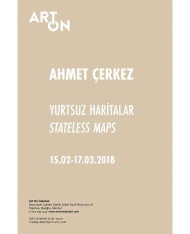 STATELESS MAPS | arton istanbul