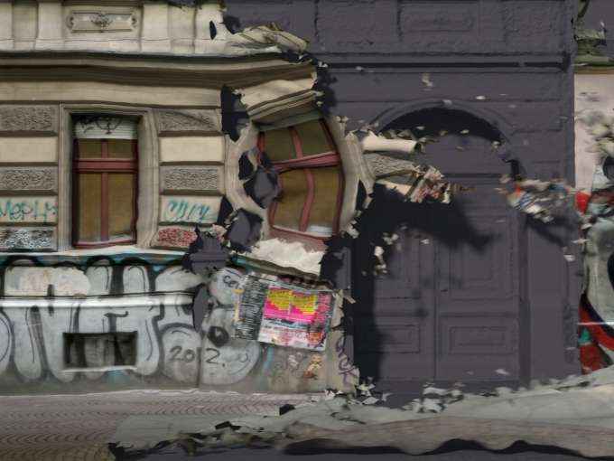Kreuzberg Shedding | Oddviz | arton istanbul