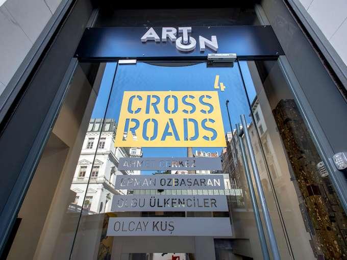 Crossroads IV | Karma Sergi | arton istanbul