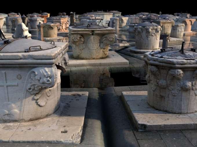 Acqua Alta | Oddviz | arton istanbul
