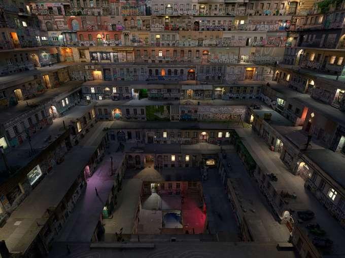 Kreuzberg II | Oddviz | arton istanbul