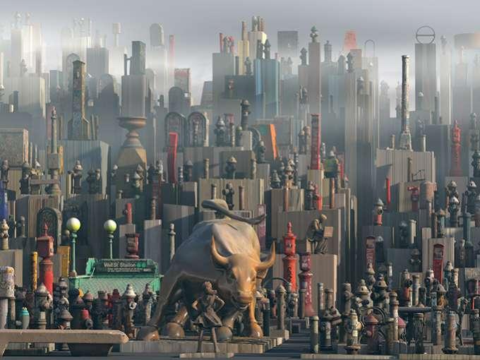 Manhattan II | Oddviz | arton istanbul