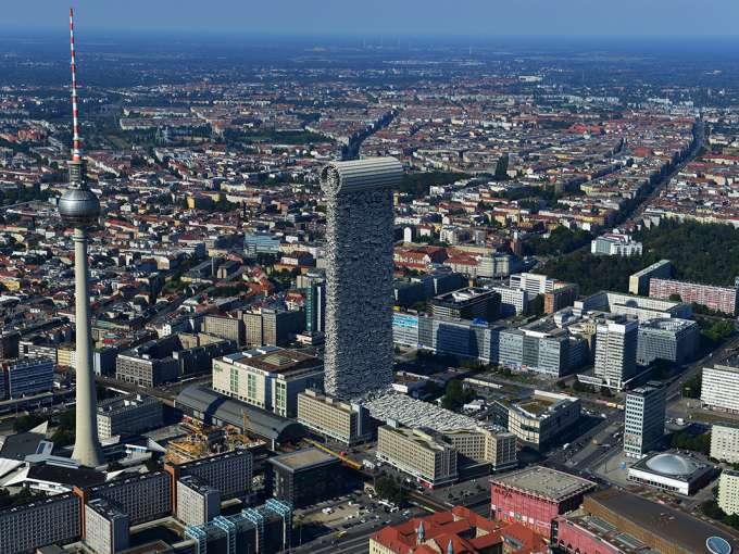 Berlin Wall Virtual Installation | Erdal İnci | arton istanbul