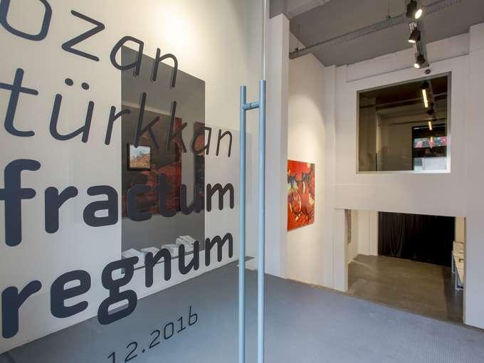 Fractum Regnum | Ozan Türkkan | arton istanbul