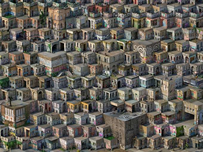 Kreuzberg I | Oddviz | arton istanbul